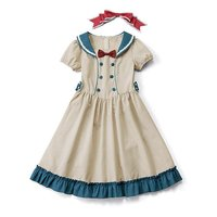SUKIYAKI European Folklore Snow White Costume Set