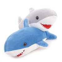 Mochi Puni Big Plush Shark