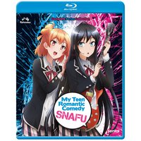 My Teen Romantic Comedy SNAFU Complete Collection Blu-ray