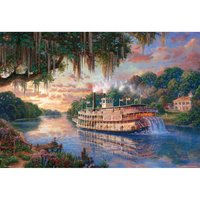 The River Queen Jigsaw Puzzle