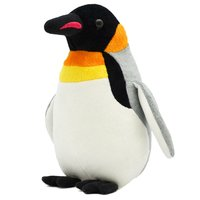 Plush Penguin Collection: King Penguin