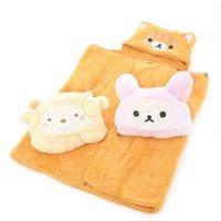 San-X Poncho Lap Blankets