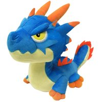 Monster Hunter Lagiacrus Renewal Ver. Plush