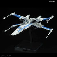 Star Wars: The Last Jedi 1/72 Scale Blue Squadron Resistance X-Wing Fighter