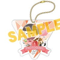 Osomatsu-san Photogenic Party Osomatsu Big Acrylic Ball Chain Charm