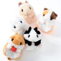 Coroham Coron no Otomodachi Hamster Plush Collection (Ball Chain)