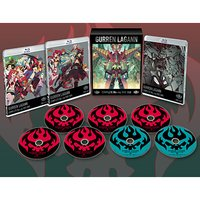 Gurren Lagann Complete Blu-ray Box Set