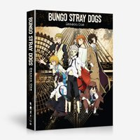 Bungo Stray Dogs Season 1 Limited Edition Blu-ray/DVD Combo Pack