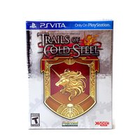 Legend of Heroes: Trails of Cold Steel Lionheart Edition (PS Vita)