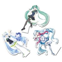 Vocaloid x NewDays Large Acrylic Stand Collection