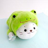 Sirotan Frog Poncho Hug Plush