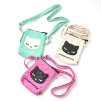 Osumashi Pooh-chan Smartphone Shoulder Pouch