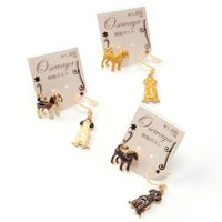 Osewaya Puppy Earrings