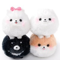 Fuwa-Mofu Pometan Dog Plush Collection (Standard)