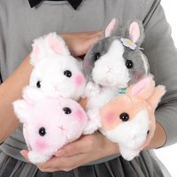Usa Dama-chan Sprawling Rabbit Plush Collection (Standard)