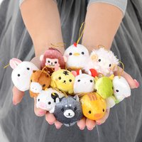 Puchimaru Zodiac Animals Plush Collection