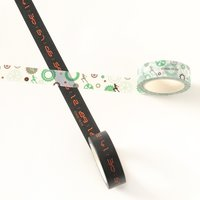The Girl Who Leapt Through Time Masking Tape Set