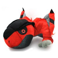 Monster Hunter Molten Tigrex Plush