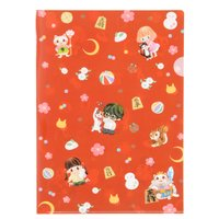 March Comes in like a Lion Chibi Character Clear File