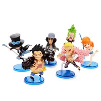One Piece World Collectable Figure: History Relay 20th Vol. 5