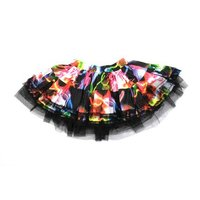 ACDC RAG Psychedelic Skirt