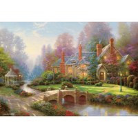 Spring Gate Jigsaw Puzzle