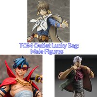 TOM Outlet Lucky Bag: Male Figures