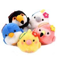 Kotori Tai Vacation Bird Plush Collection (Ball Chain)
