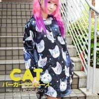 ACDC RAG Cat Hoodie Dress