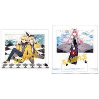 Vocaloid Acrylic Stand & Background Collection: Hatsuko Ver.