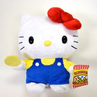 Hello Kitty Reversible Plush: Chips Bag