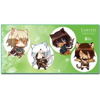 Lamento -Beyond the Void- Microfiber Face Towel