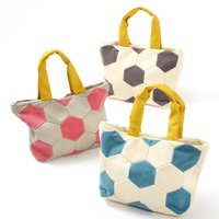 FLAPPER Soccer Ball Tote Bags