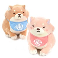 Chuken Mochi Shiba Pun Pun Big Plush Collection