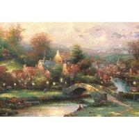Lamplight Village Jigsaw Puzzle