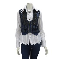 Rozen Kavalier Victorian Button Vest