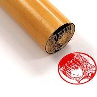 "Supreme Ita-In ""Special Blend"" Coffee Kizoku & Kazuharu Kina Illustrated Wooden Name Seal Set (Ver. 1)"