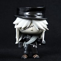 POP! Animation: Black Butler - Undertaker