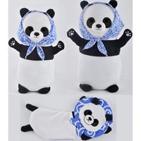 Shibazukin Friend Panda Cool Plush Collection