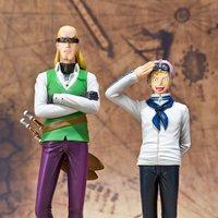 Figuarts Zero One Piece Coby & Helmeppo