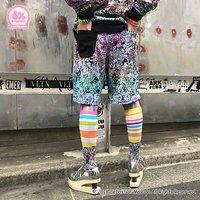6%DOKIDOKI Boyfriend Shorts