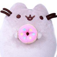 """Pusheen w/ Donut 9.5 Plush"""""""