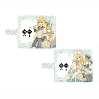 Kagamine Rin/Len 10th Anniversary Notebook-Style Smartphone Case