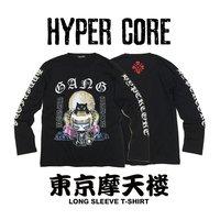 HYPER CORE Tokyo Skyscraper Long Sleeve T-Shirt