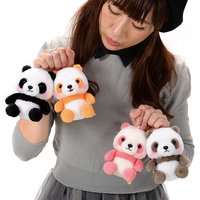 Honwaka Panda Baby Panda Plush Collection (Ball Chain)
