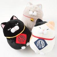 Hige Manjyu Maekake Cat Plush Collection (Big)