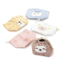 Okao Kinchaku Pastel Tone Series Lunch Bags