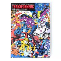 Transformers Generations 2015 Almanac