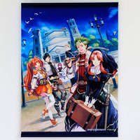 Trails in the Sky Third Chapter Tapestry