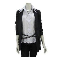 Rozen Kavalier Shawl Collar Jacket